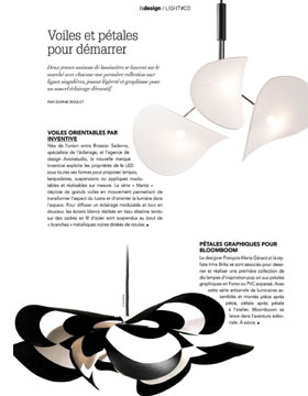 MANTA pendant light